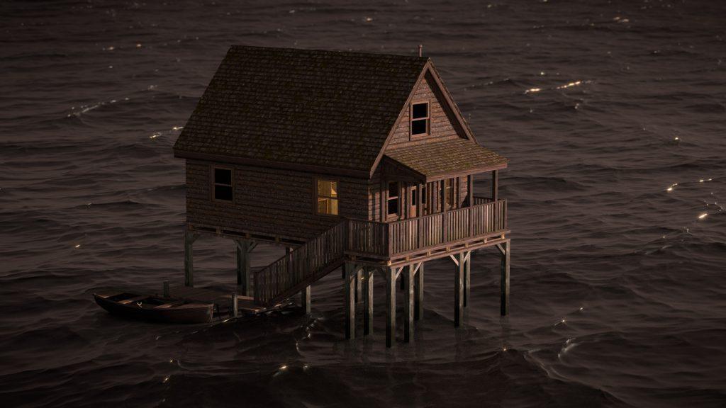 Das Haus im See